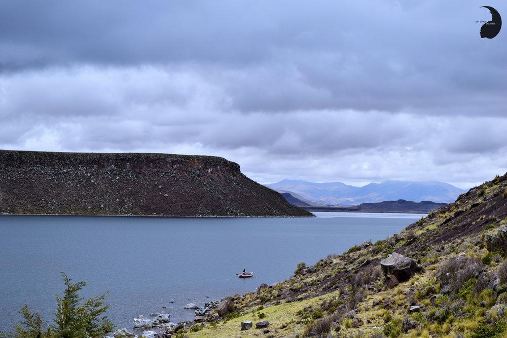 Lake Umayo, Puno