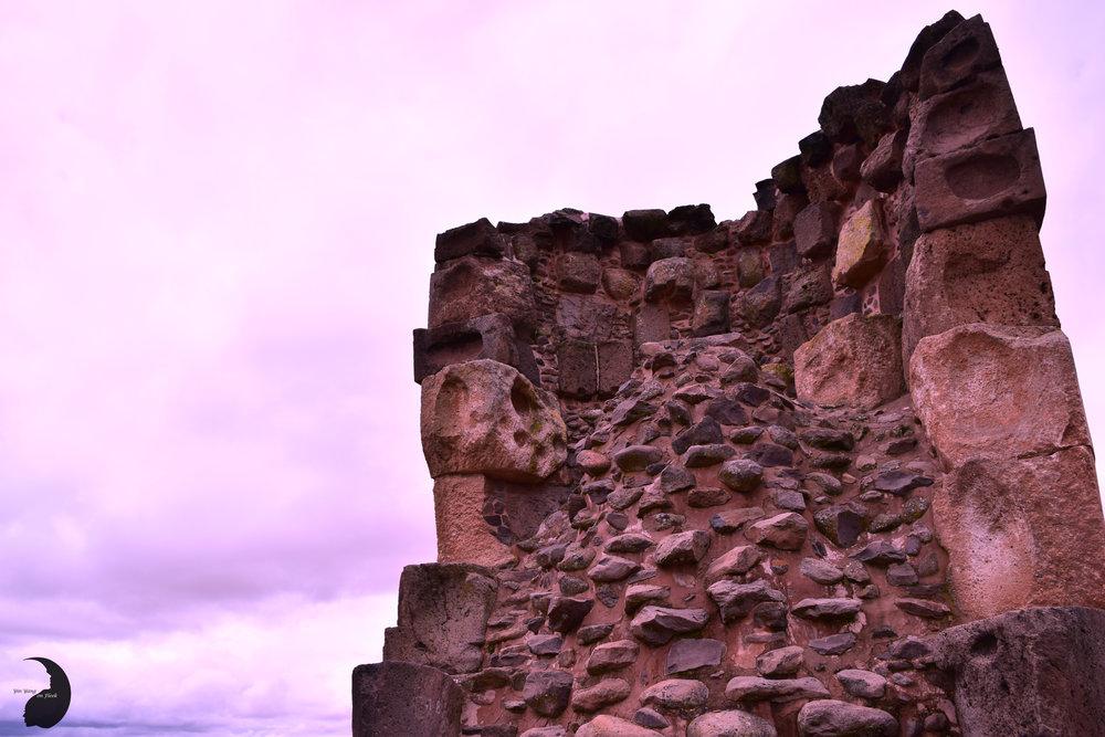 Sillustani Tomb Structure
