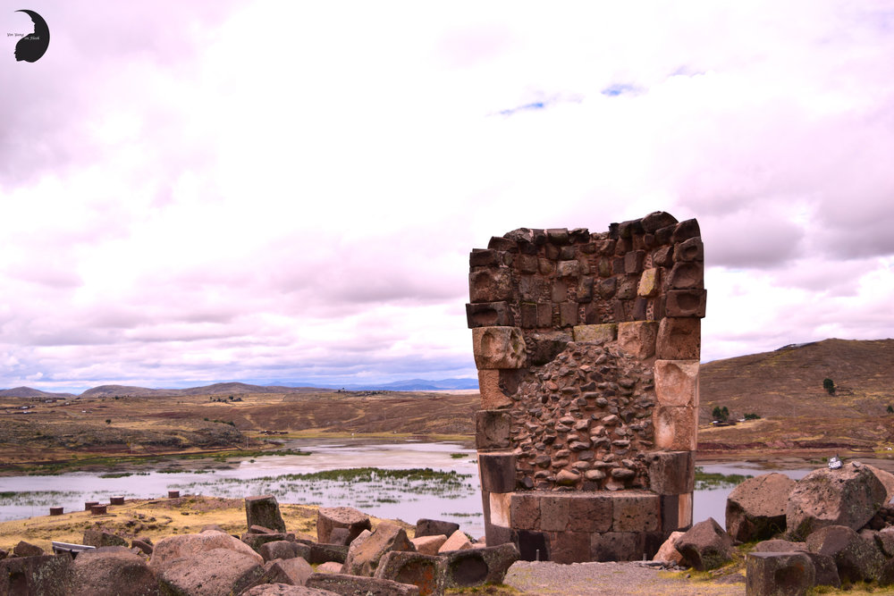 Blissful Views- Sillustani, Peru