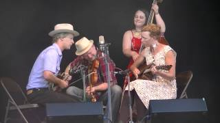 Watch this new video! Foghorn Stringband plays Reben's Train