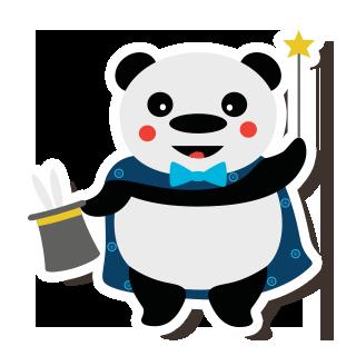 Panda Magician