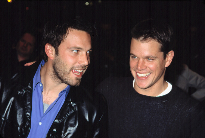 Ben Affleck and Matt Damon. Credit: Everett Collection/Shutterstock.com.