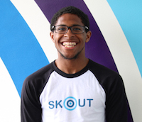 Corey, Skout's Global Friendship Ambassador
