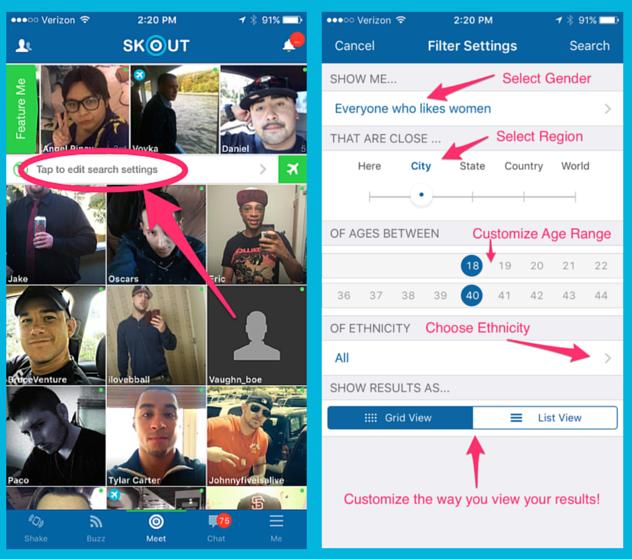 Dating apps skout | Skout