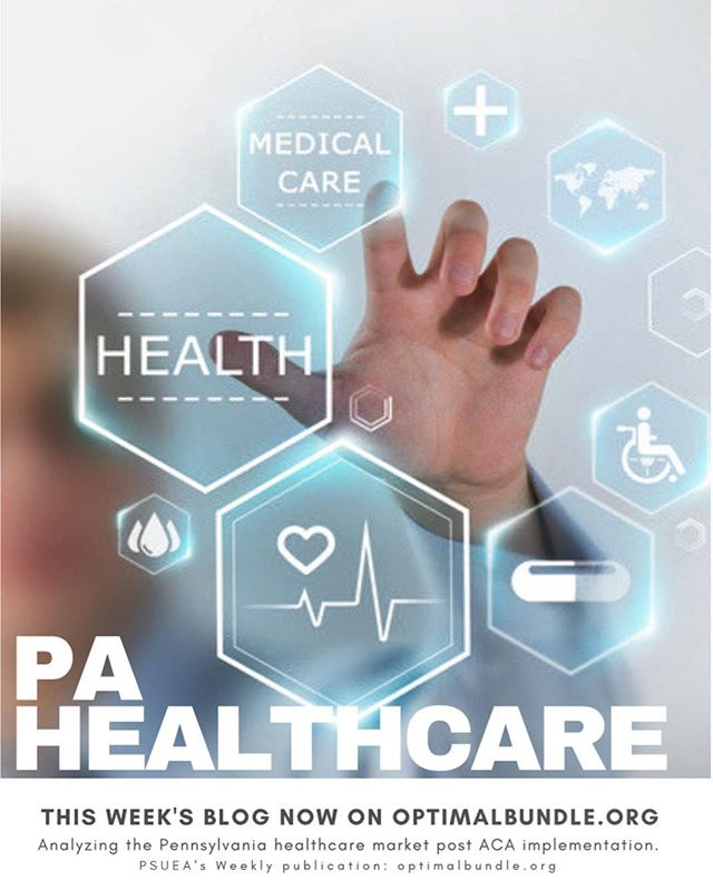 Check out our latest blog written by Nicolas Guerrero regarding healthcare in Pennsylvania and how ACA has changed things after its implementation! Available to read at optimalbundle.org !  #PSUEA #OptimalBundle #PSU #Economics #healthcare #StudentOrg