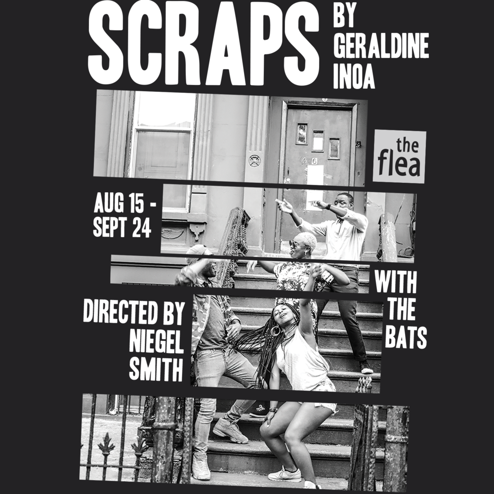 SCRAPS - Catch Michael in the world premiere of the new play