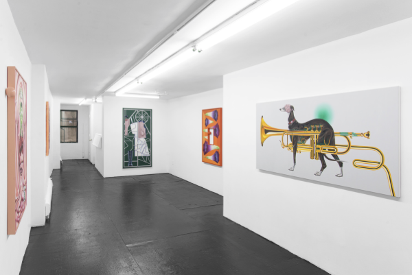 Install View at Bodega,  New York, US
