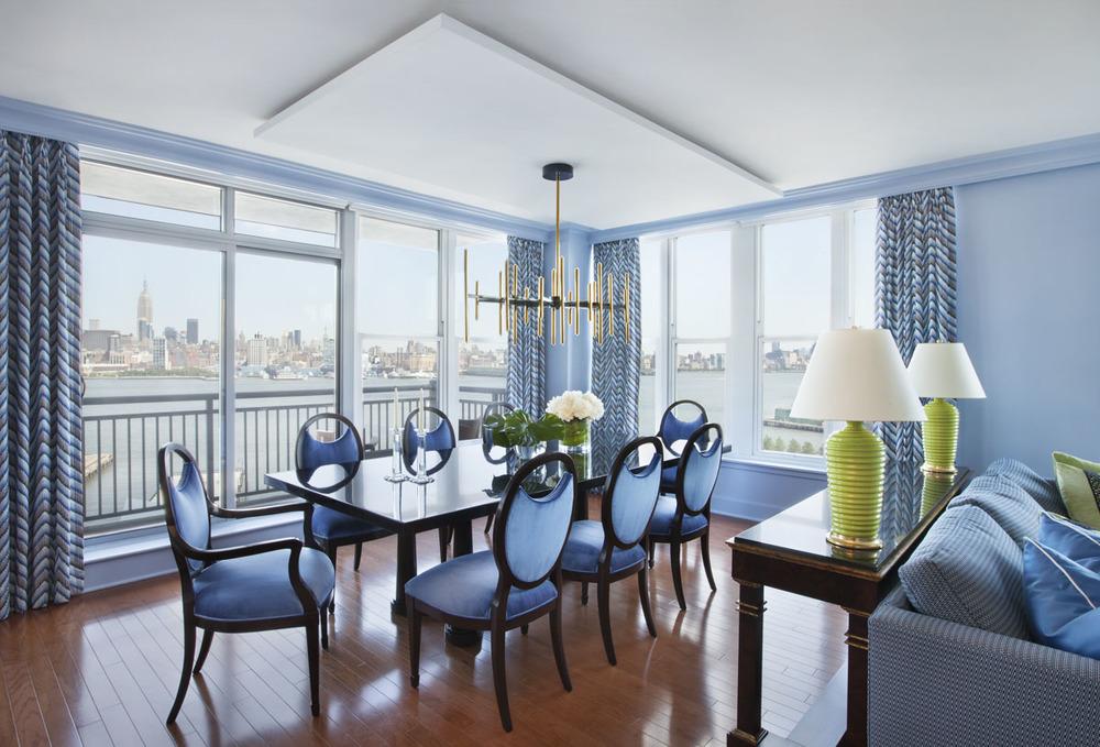 Hoboken Pied-à-terre - Jarvis & Co Interiors