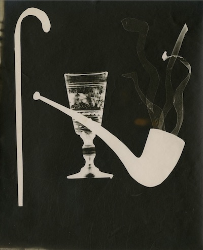 Anonymous, Photogram, circa 1940