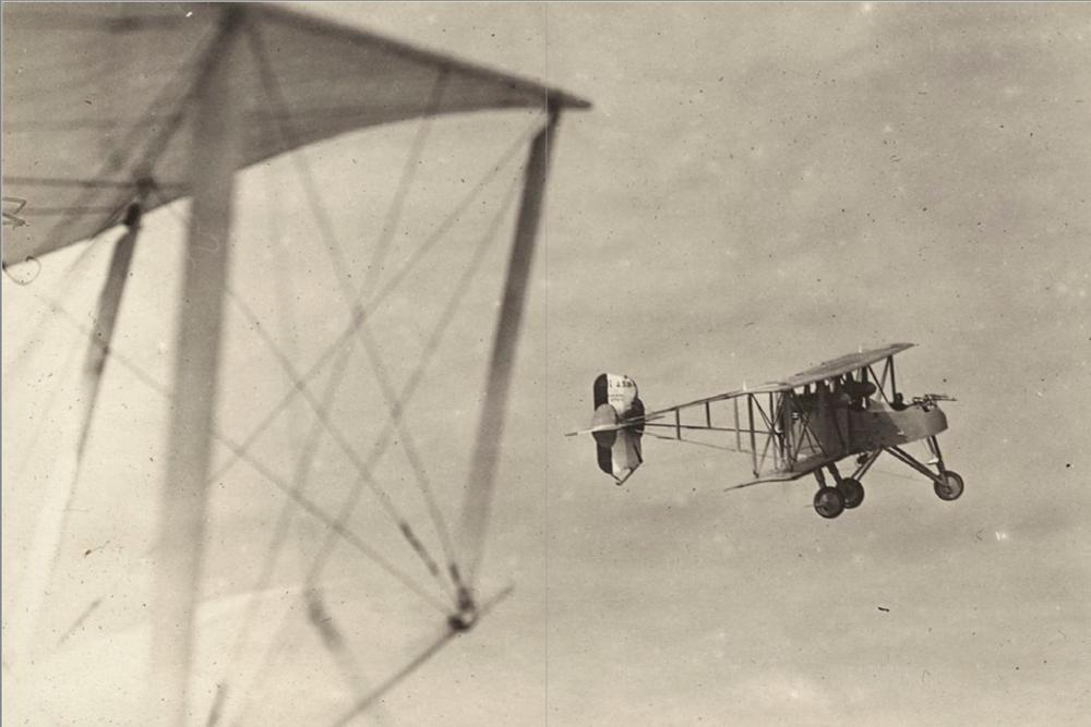 Sergeant Observer Morel, Aviation album, 1915-1916