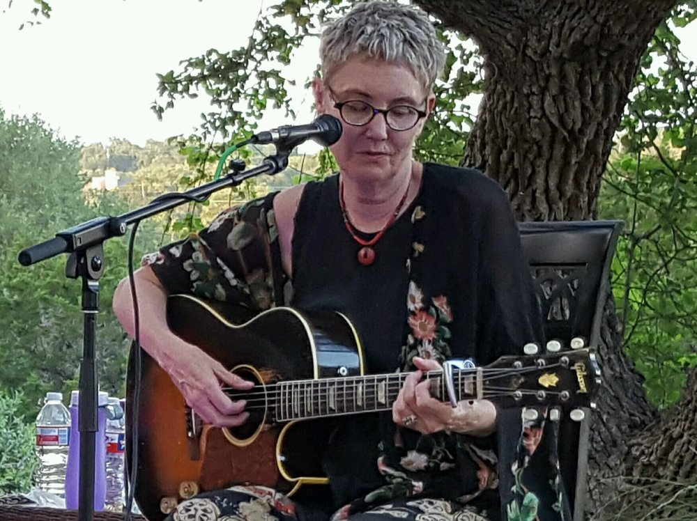 Eliza Gilkyson Plays the Villa Vigneto Texas Launch Party, April 2016