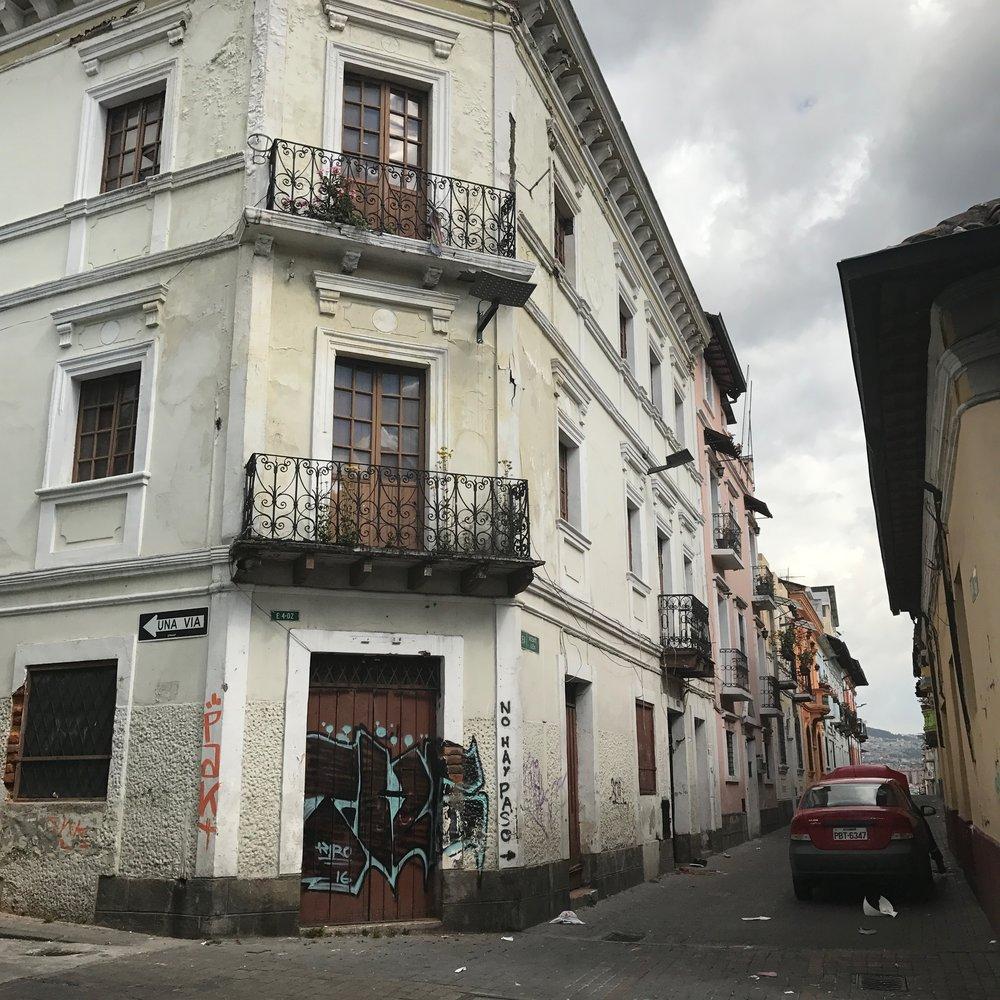 Old Quito.
