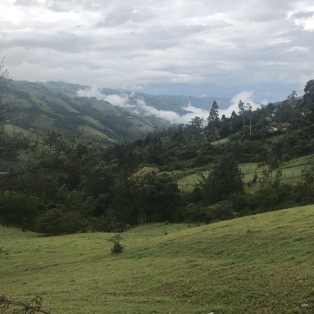 Just one of the many faces of beautiful Colombia.