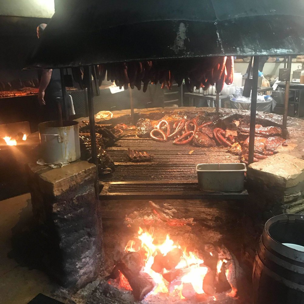 The Salt Lick is truly a memorable Texas experience for out-of-town visitors.
