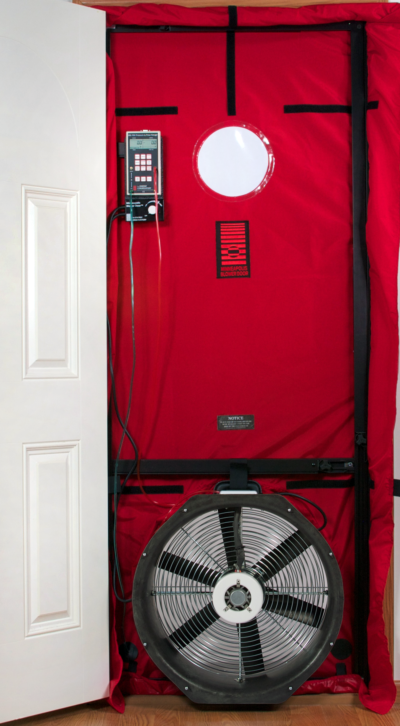 Zaawansowane Duct Tightness and Blower Door Tests - Tips & Resources for AV42