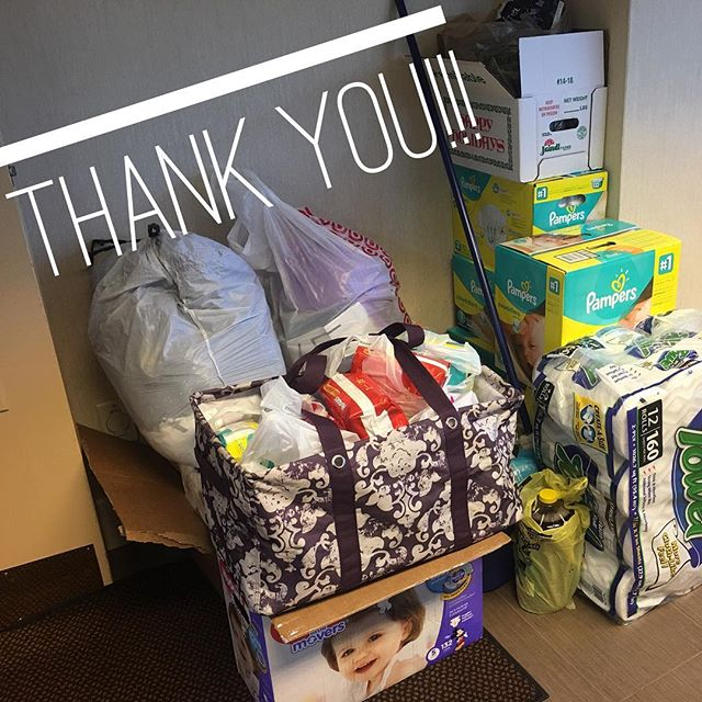 ❤️❤️❤️Thank you to all who donated to Mary's Shelter Cay Galgon Center! Dr. Toff helped make our first delivery today and the entire mini van was full. We are so grateful for the generous families of our practice that keep giving back to our community! Moms helping moms. Families helping families. The goals this center continues to foster each and every day! Thank you all! ❤️❤️❤️