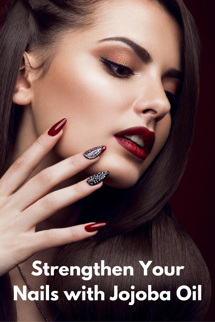 Strengthen Your Nails with Jojoba Oil — Anjou