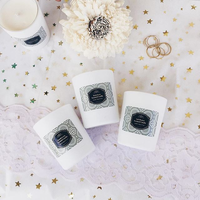 "Good things always start with the letter ""C"" - Christmas, Candy, Chocolate, Coffee, Cocktail, and Candles…☺️ (Photo by @thegoldenjournal ) #candles #giftideas #inspiredbynature #scentedcandles"