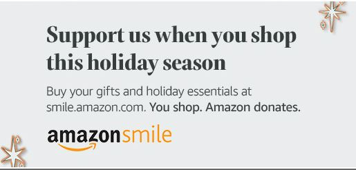 Shop for everyone on your gift list this holiday at smile.amazon.com/ch/81-0952156 and Amazon donates to Camerata School.