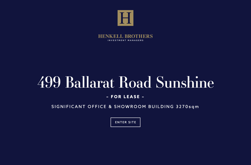 HENKELL BROTHERS Property Investment | Leasing Campaign