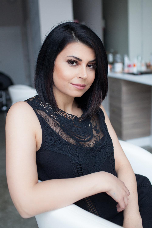 Sheri Naseri Krave Hair Studio