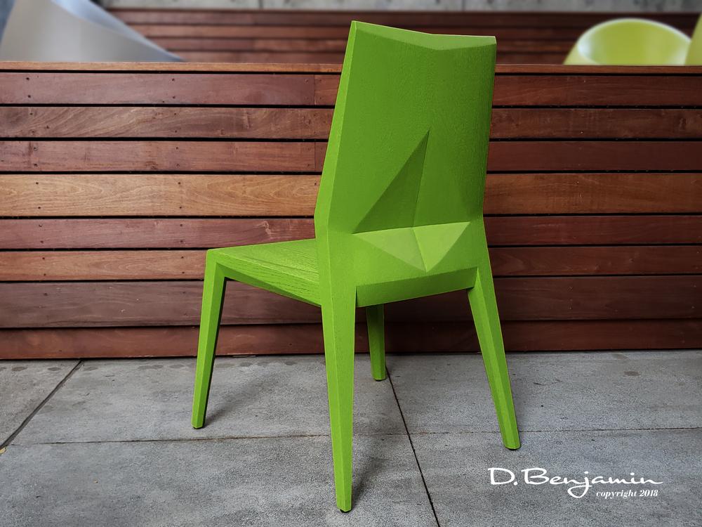 November Chair in   Lush