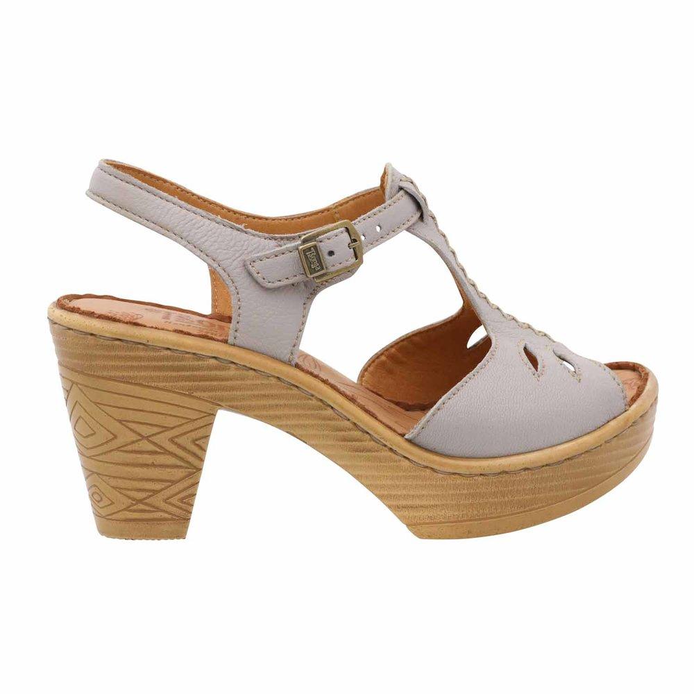 663aace0 Tsonga Mekleza Ghost leather wedge — European ladies shoes | Brisbane,  Australia — Milo & Macy Shoes