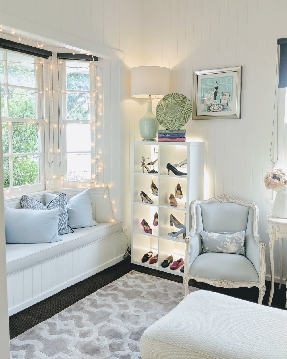 Milo & Macy Shoes, Ascot: Our new showroom