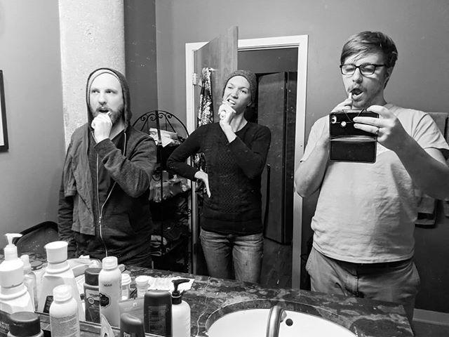 A killer album ALSO begins with healthy teeth!  #discoverermusic #localmusic #chicagomusic #dentalhygiene #bandbonding