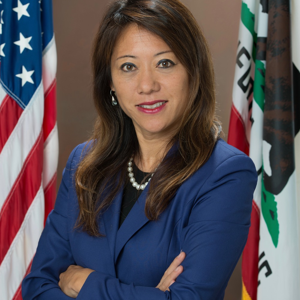 Fiona Ma, Chair, California Board of Equalization