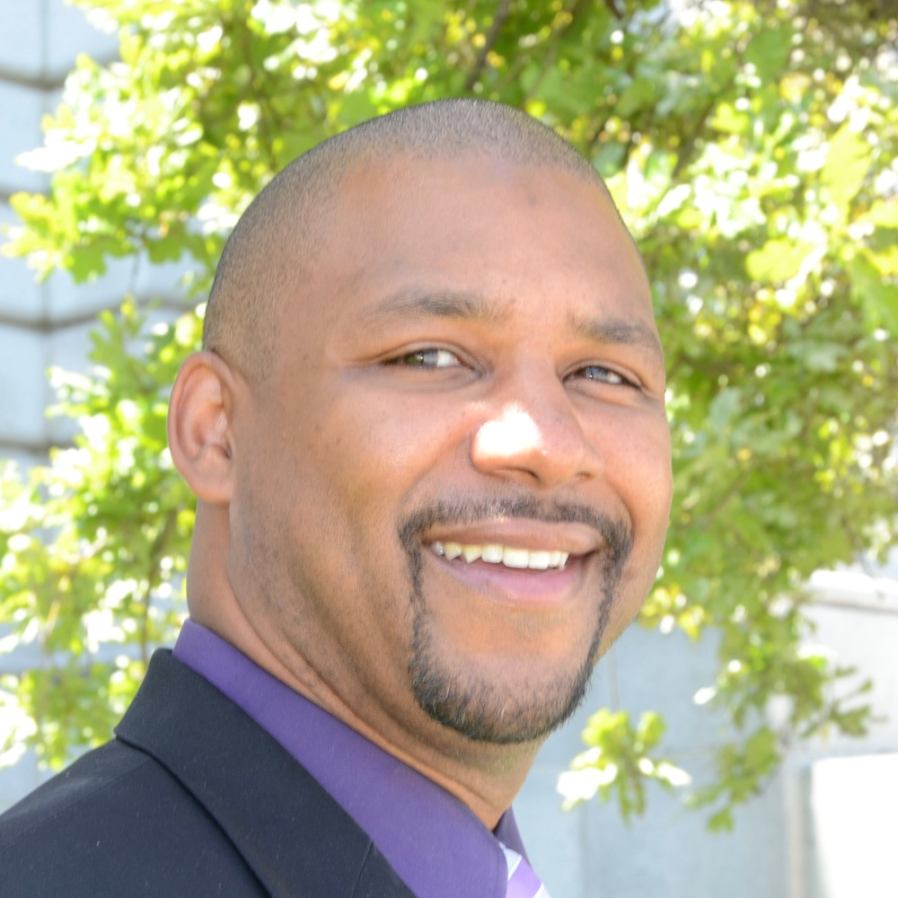 Shamann Walton, Vice President, San Francisco Board of Education