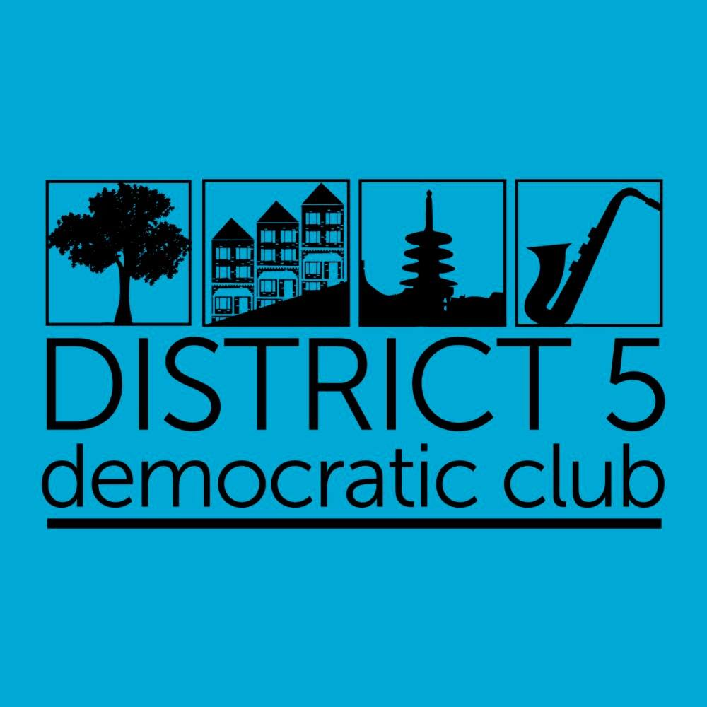 District 5 Democratic Club