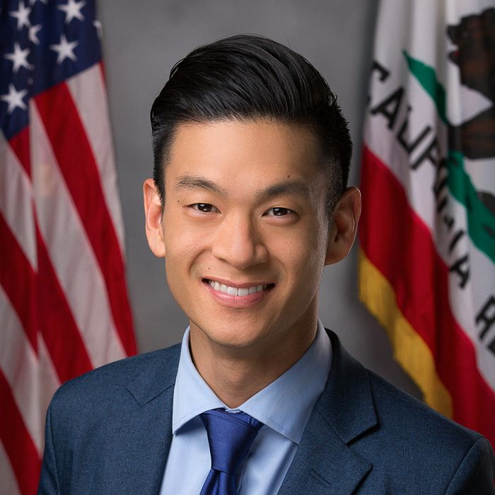 Evan Low, Member, California State Assembly