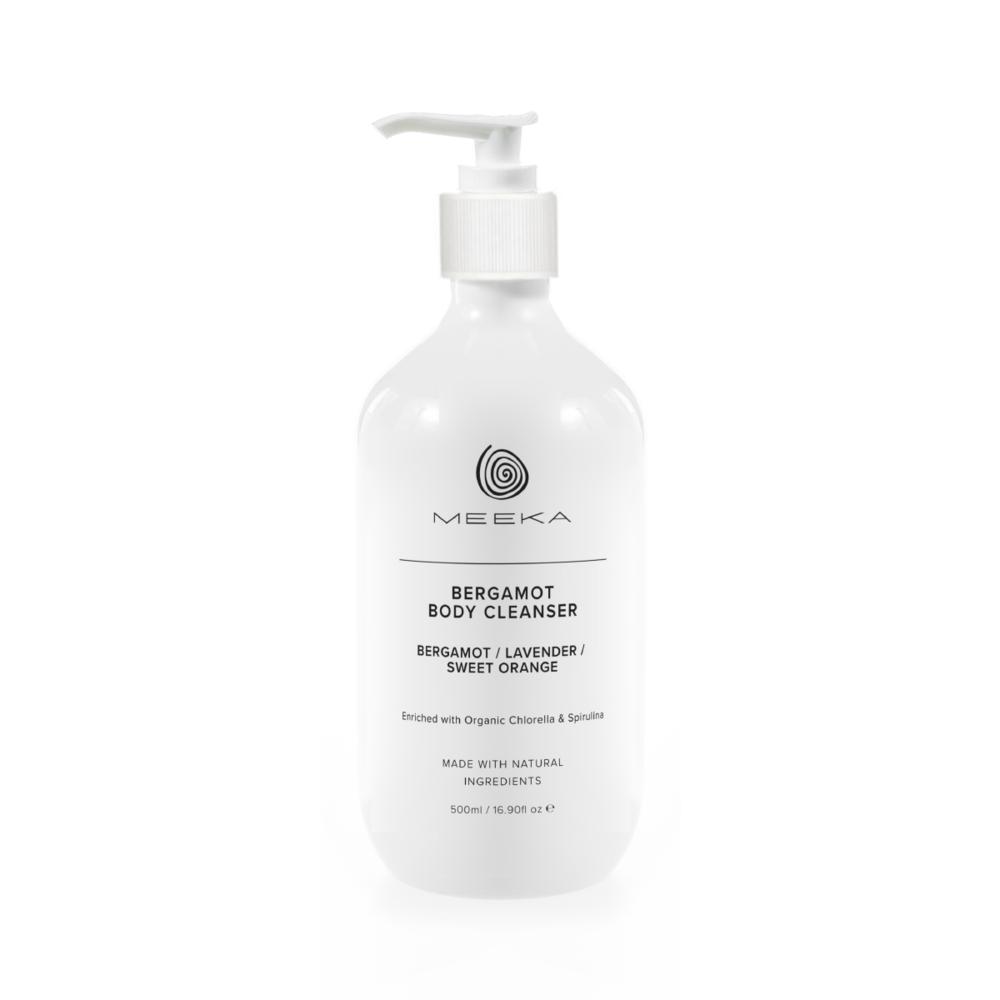 Bergamot Body Cleanser $45.00