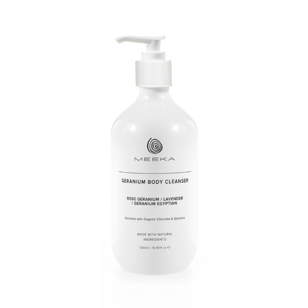 Geranium Body Cleanser $45.00