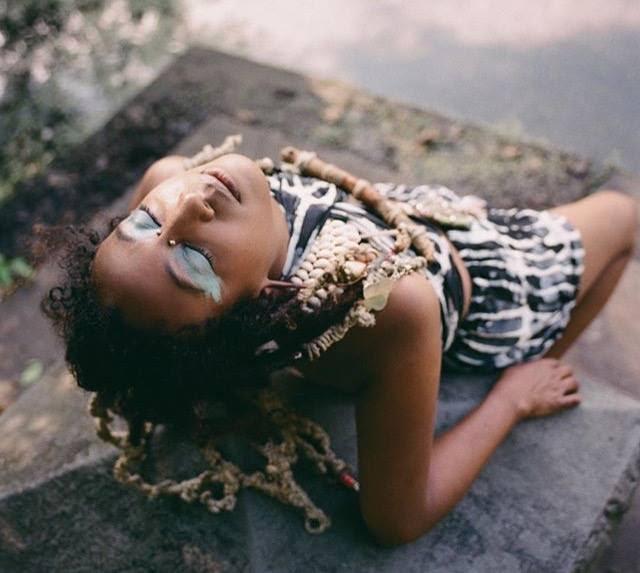Gabrielle Tesfaye   Credit: Simbarashe Cha  Majestic Disorder Magazine