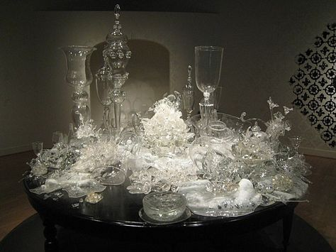 Laid Table - Beth Lipman