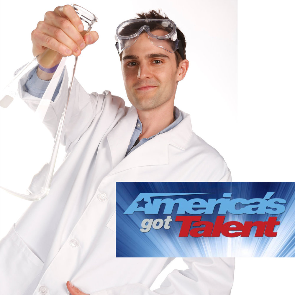 NICK UHAS - NICK PERFORMED ON THE 12TH SEASON OF AMERICA'S GOT TALENT