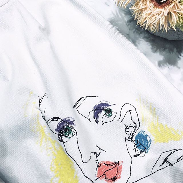 SS16 now at @maisonsimons 🎨✨