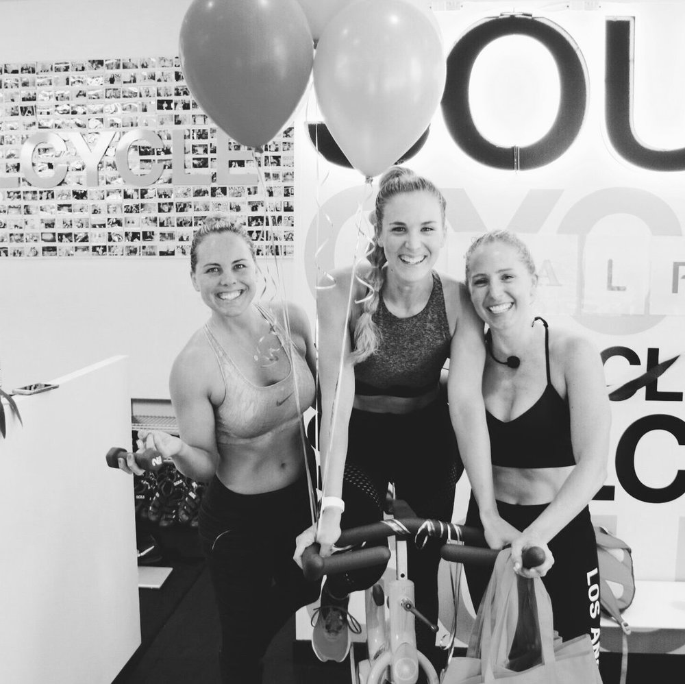 SOULCYCLE MEET-UP