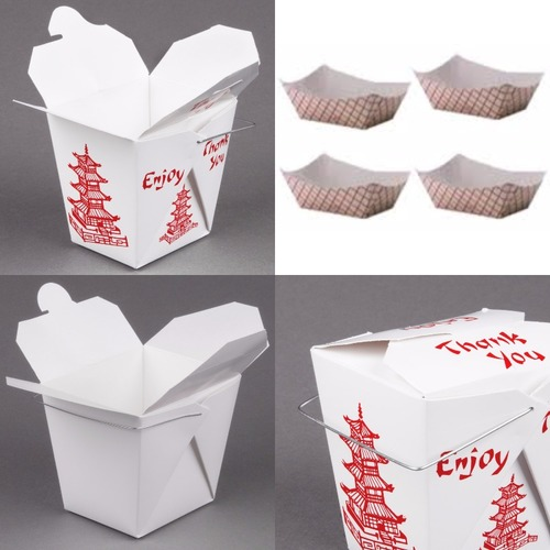 Foods Containers Concept Foods Service