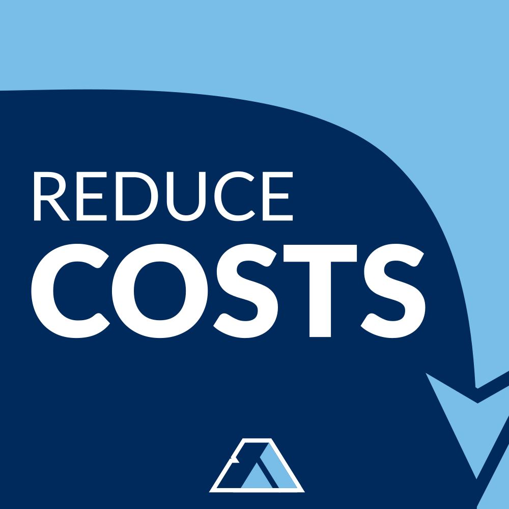 Reduce Costs - Improve your margins