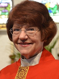 Rev. Dr.Jane A. Clark
