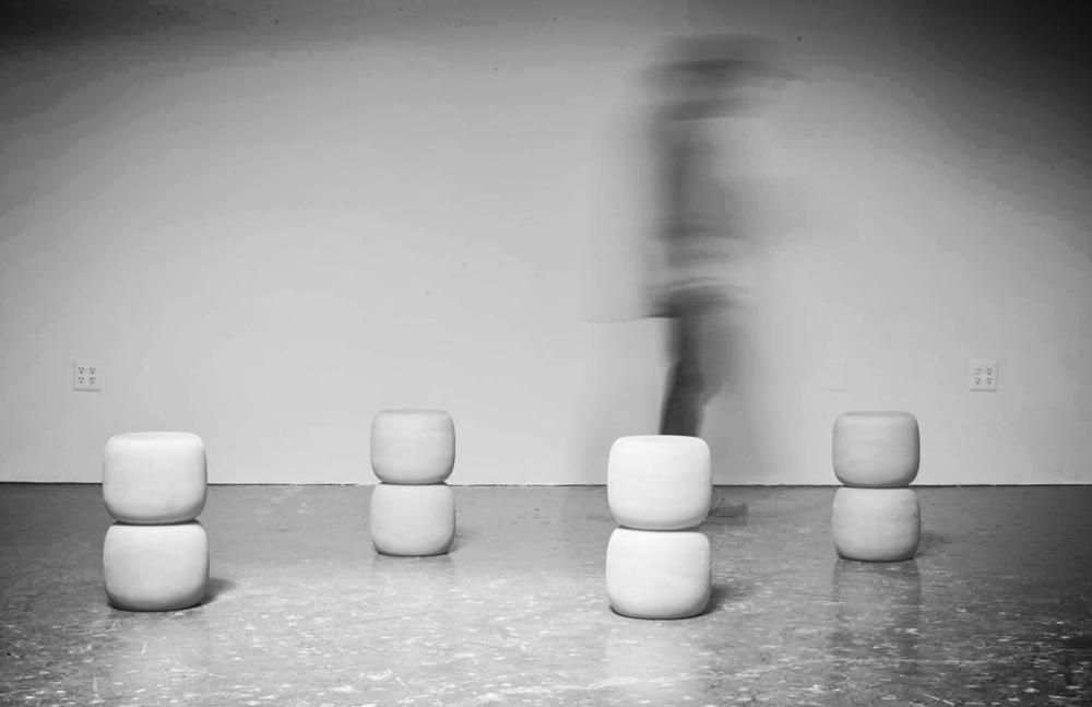 Terracotta Side Tables