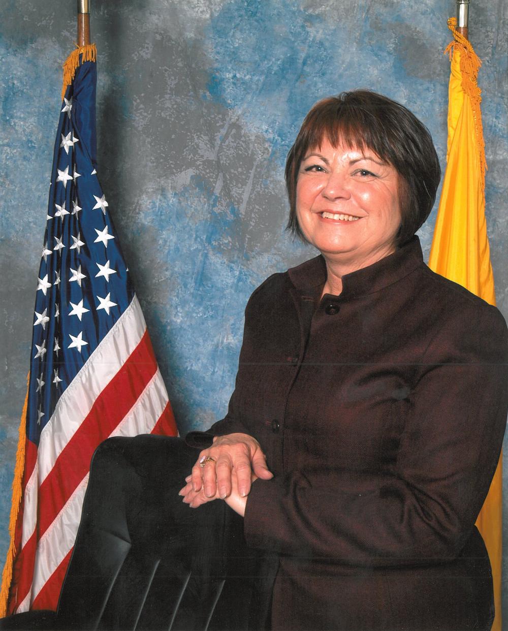 Councilor Maxine Wilson