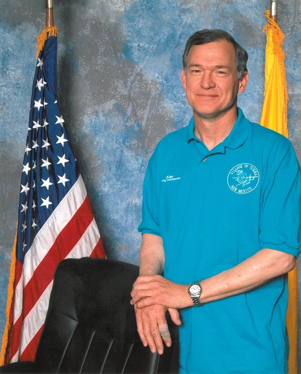 P&Z Commissioner Alan Haskins