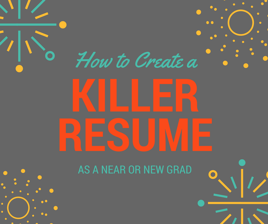 creating your first resume as a near or new pa graduate can be simple and straightforward sure you probably dont yet have much experience to include
