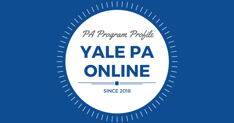 Yale Pa Online Pa Program Profilebe A Physician Assistant
