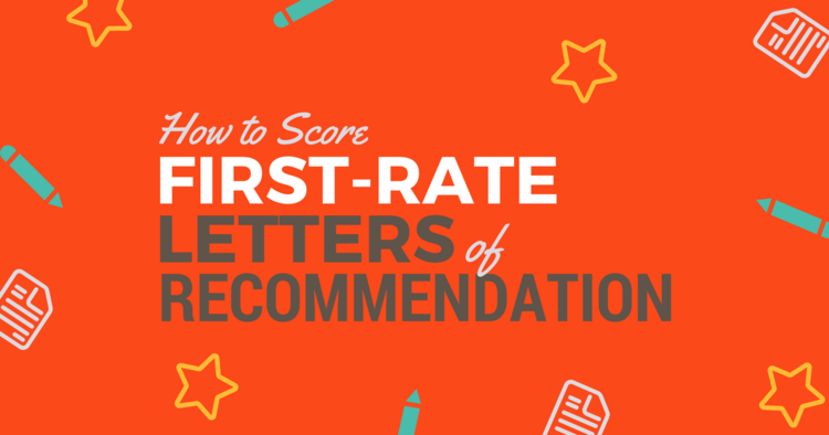 How to score first rate letters of recommendationbe a physician fruitcake 1g spiritdancerdesigns Images