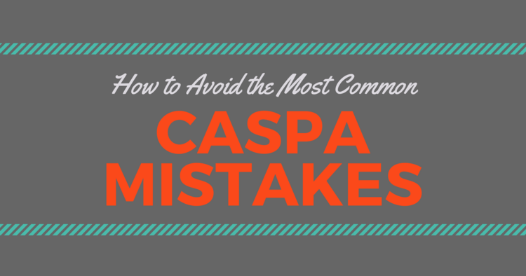 caspa application tips